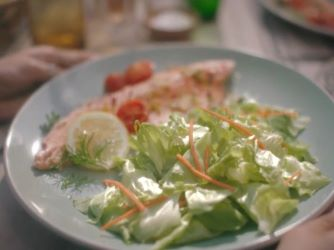 Bonduelle -Carta delle insalate