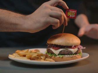 Old Wild West- Buzz Burger